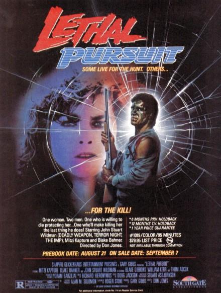 Lethal Pursuit movie