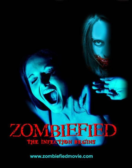 Zombiefied movie