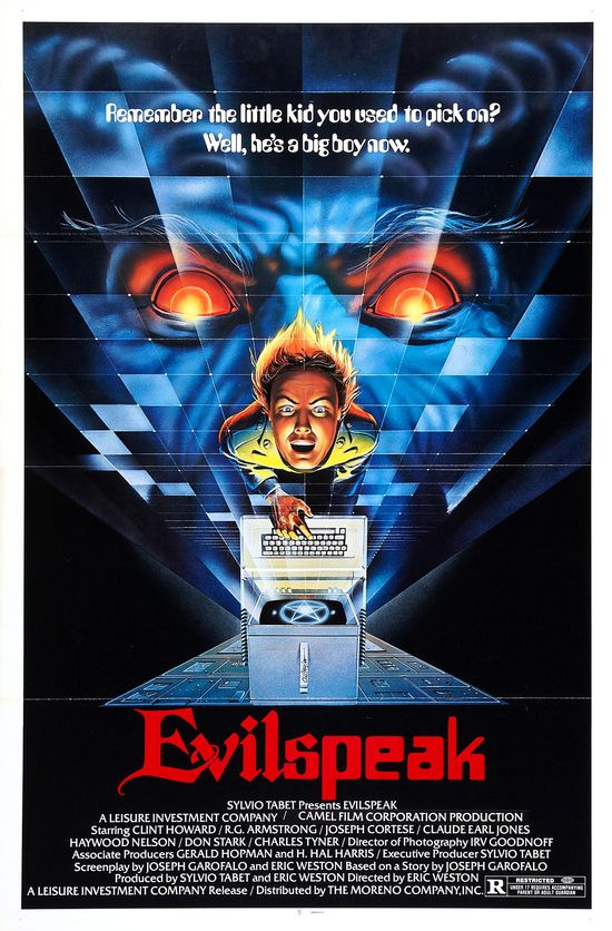 Evilspeak movie