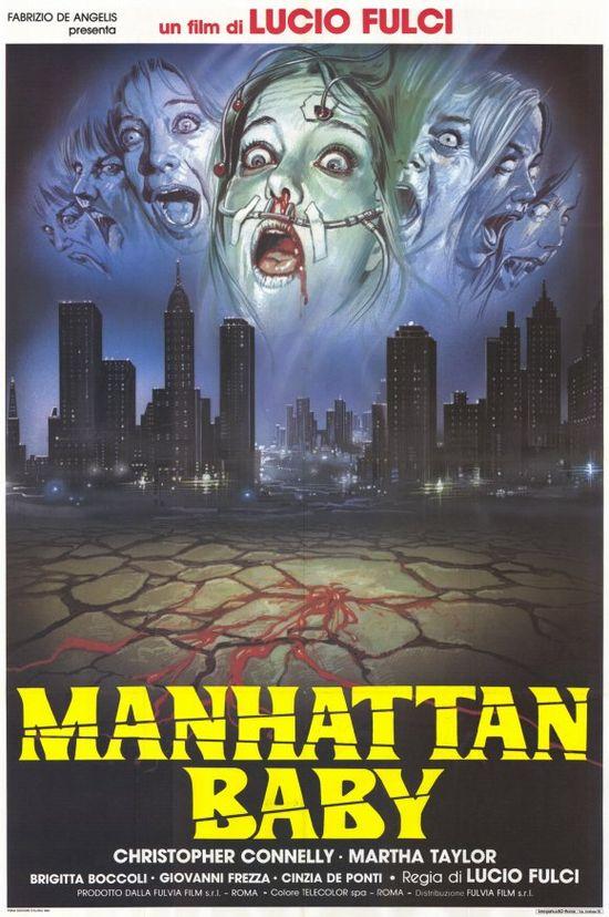 Manhattan Baby movie