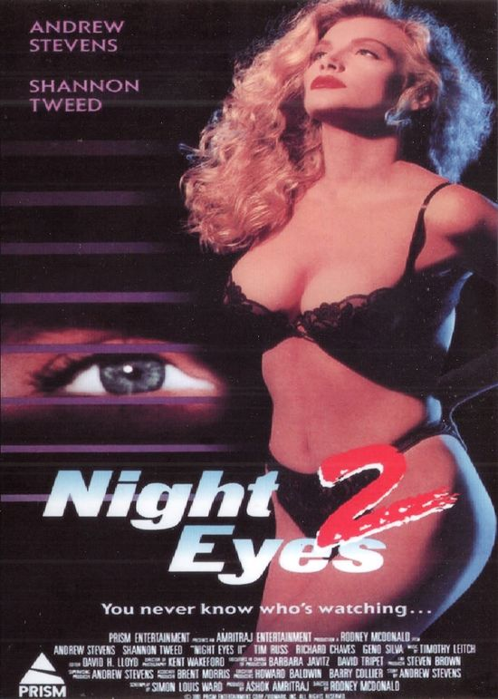 Night Eyes II movie