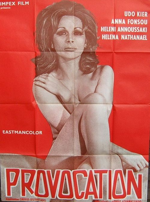 Provocation movie