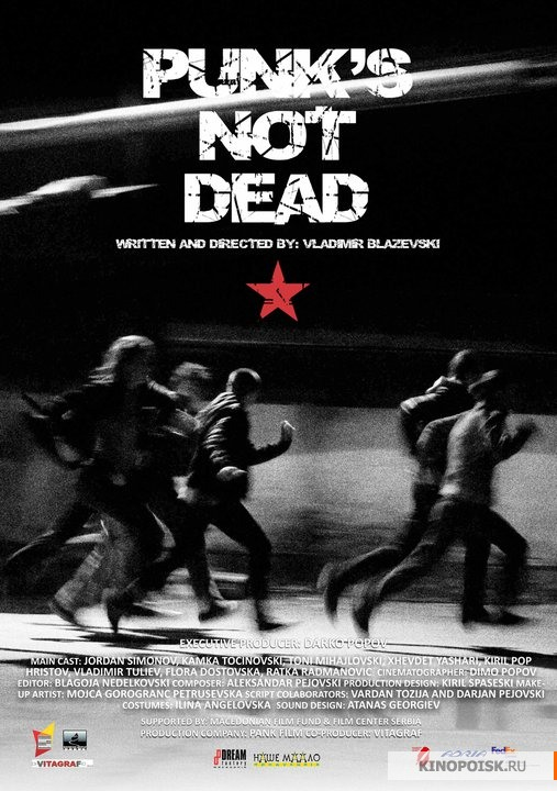 Punk's Not Dead movie
