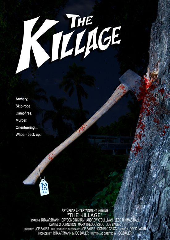 The Killage movie
