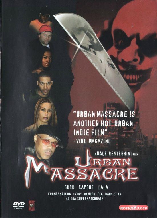 Urban Massacre movie