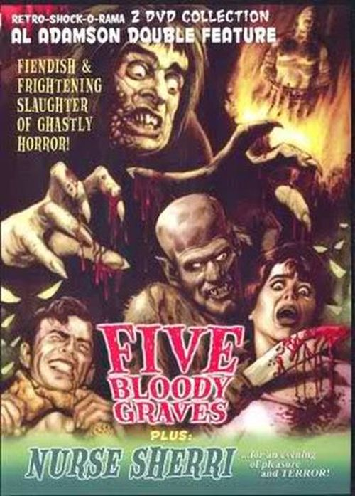 Five Bloody Graves movie