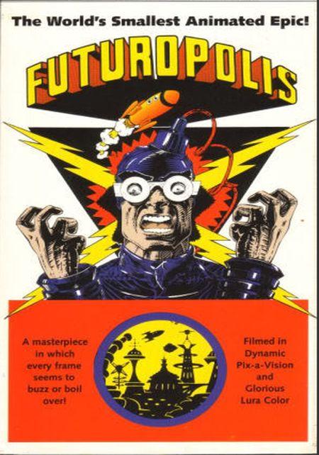 Futuropolis movie