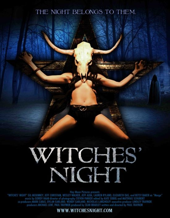 Witches' Night movie