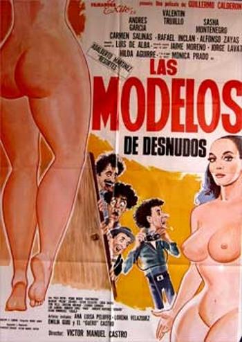 Las modelos de desnudos movie