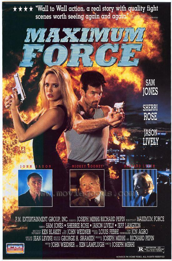 Maximum Force movie
