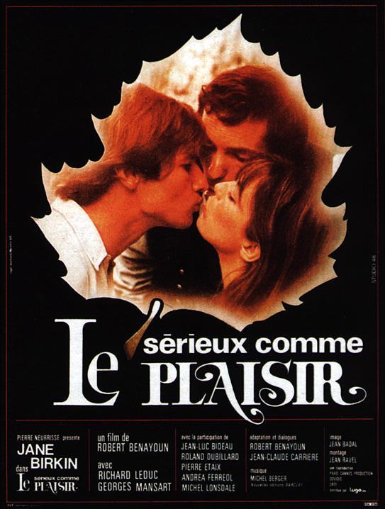 Serious as Pleasure movie