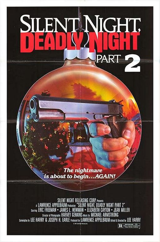 Silent Night, Deadly Night Part 2 movie