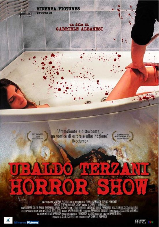 Ubaldo Terzani Horror Show movie