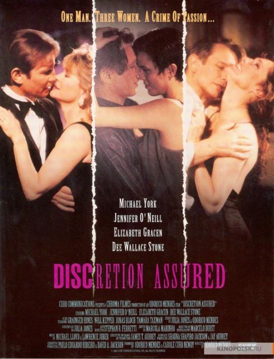 Discretion Assured movie