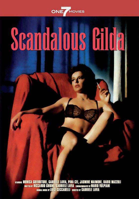 Scandalous Gilda movie