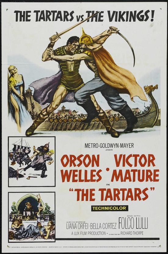 The Tartars movie