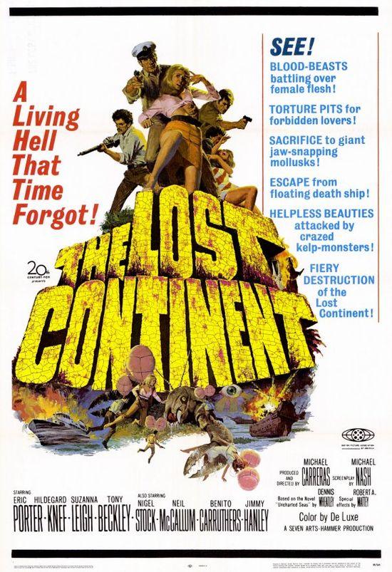 The Lost Continent movie