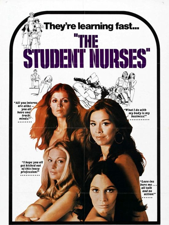 The Student Nurses movie