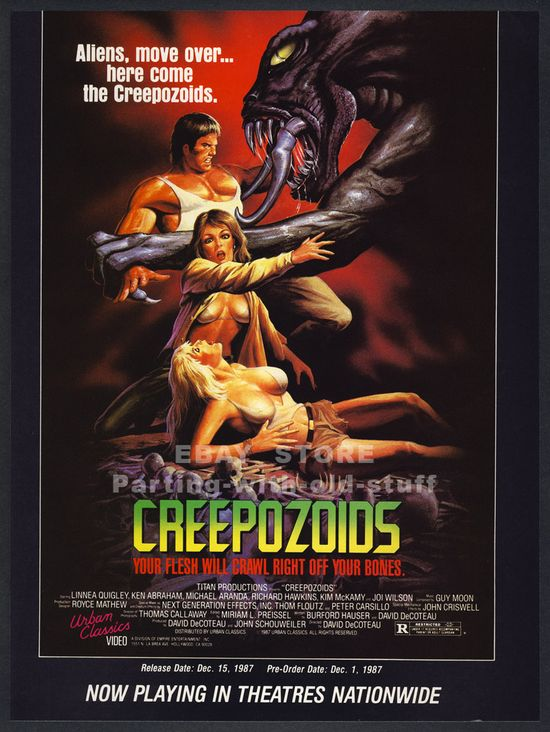 Creepozoids movie
