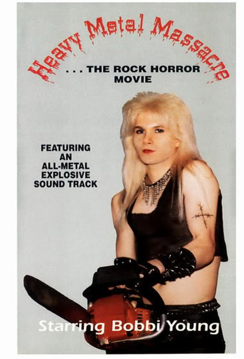 Heavy Metal Massacre movie