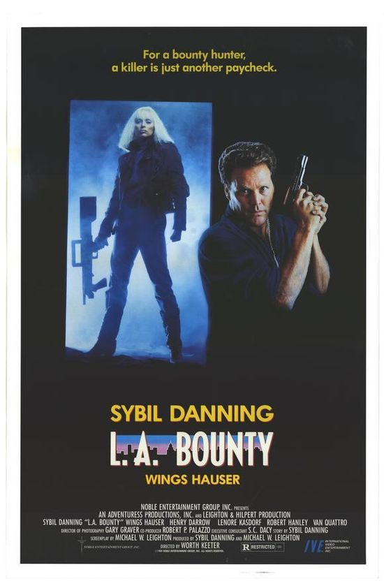 L.A. Bounty movie