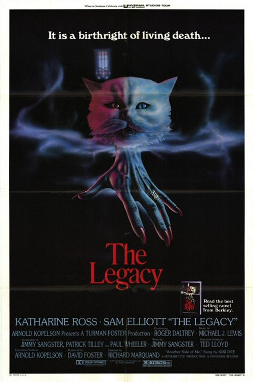 The Legacy movie