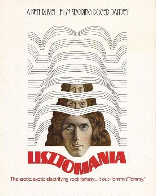 Lisztomania movie