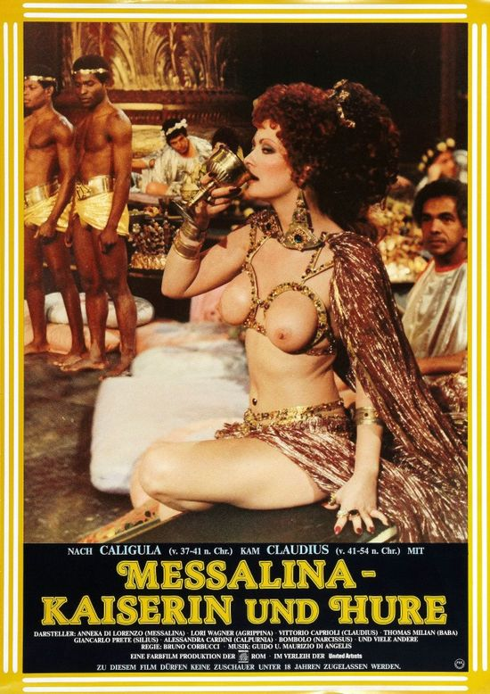 Messalina, Empress of Rome movie