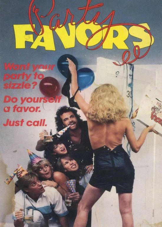 Party Favors movie