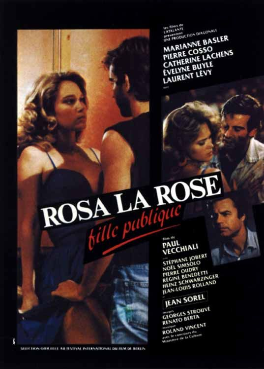 Rosa la rose, fille publique movie