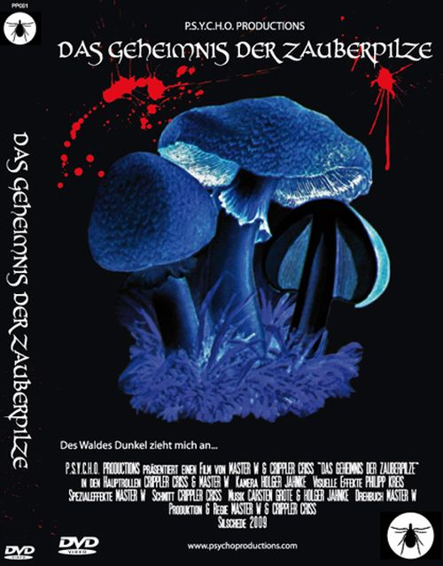 The Secret of the Magic Mushroom movie