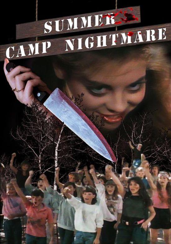 Summer Camp Nightmare movie