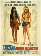 Tarzana, the Wild Girl