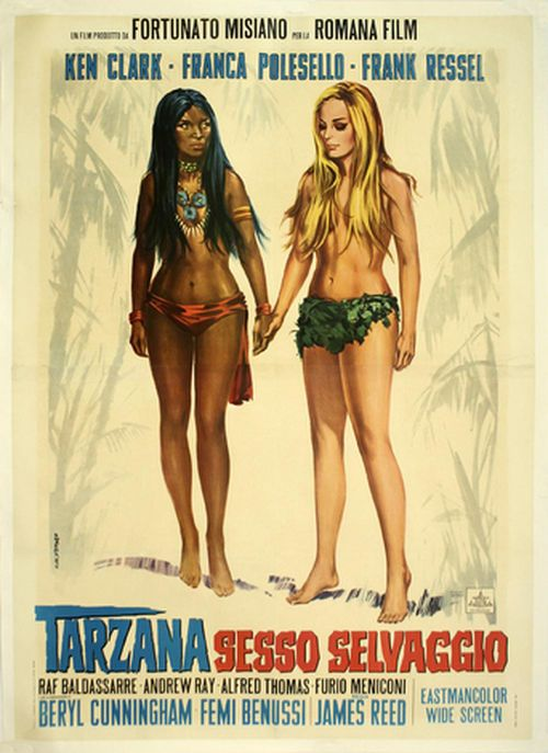 Tarzana, the Wild Woman movie