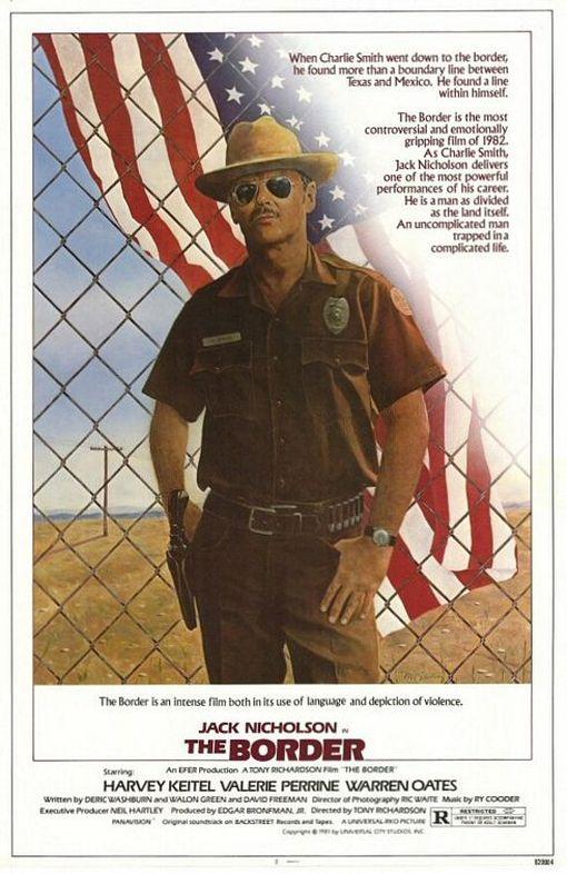 The Border movie