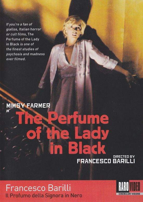 The Perfume of the Lady in Black movie