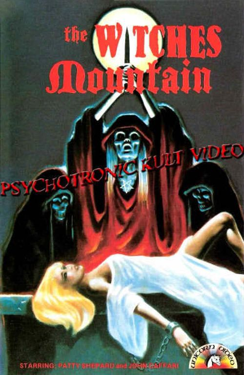 The Witches Mountain movie