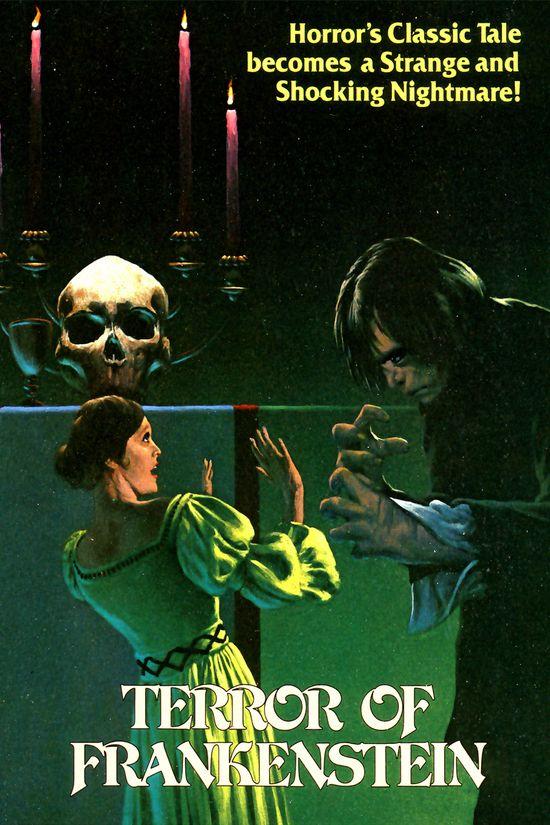 Terror of Frankenstein movie