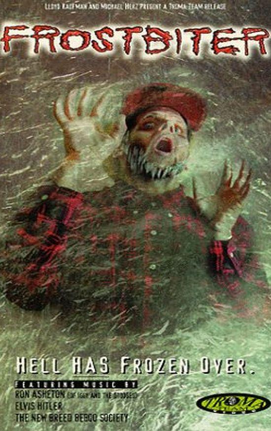 Frostbiter: Wrath of the Wendigo movie