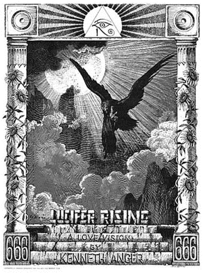 Lucifer Rising movie