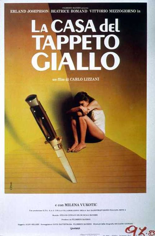The House of the Yellow Carpet movie