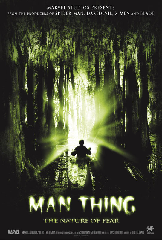 Man-Thing movie