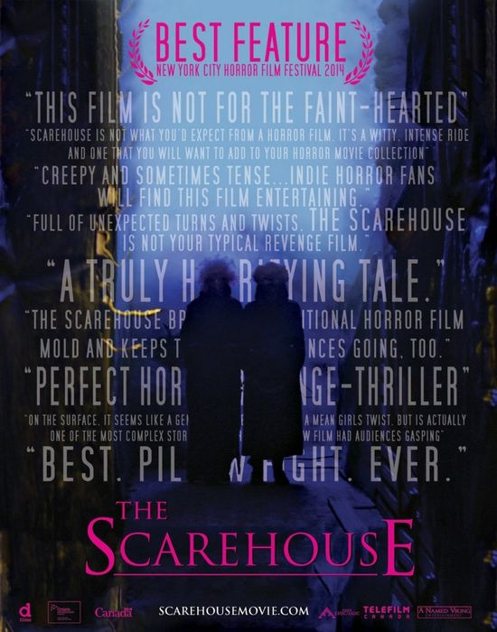 The Scarehouse movie