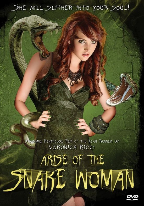 Snake Club: Revenge of the Snake Woman movie