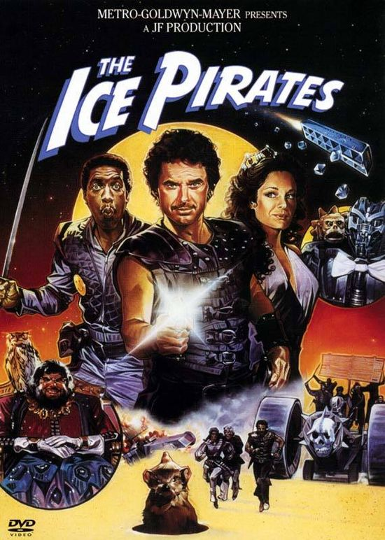 The Ice Pirates movie