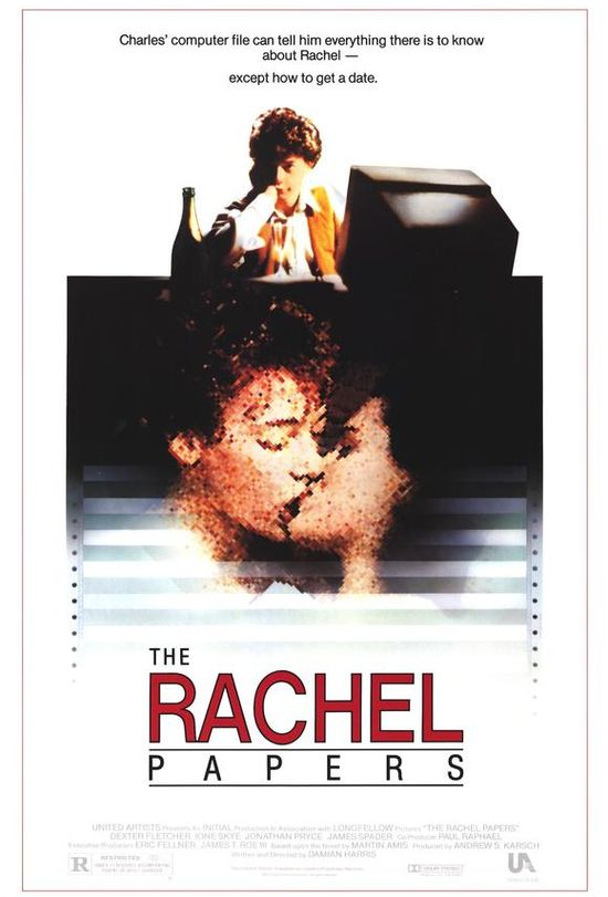 The Rachel Papers movie