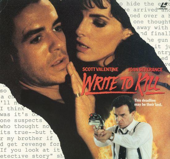 Write to Kill movie
