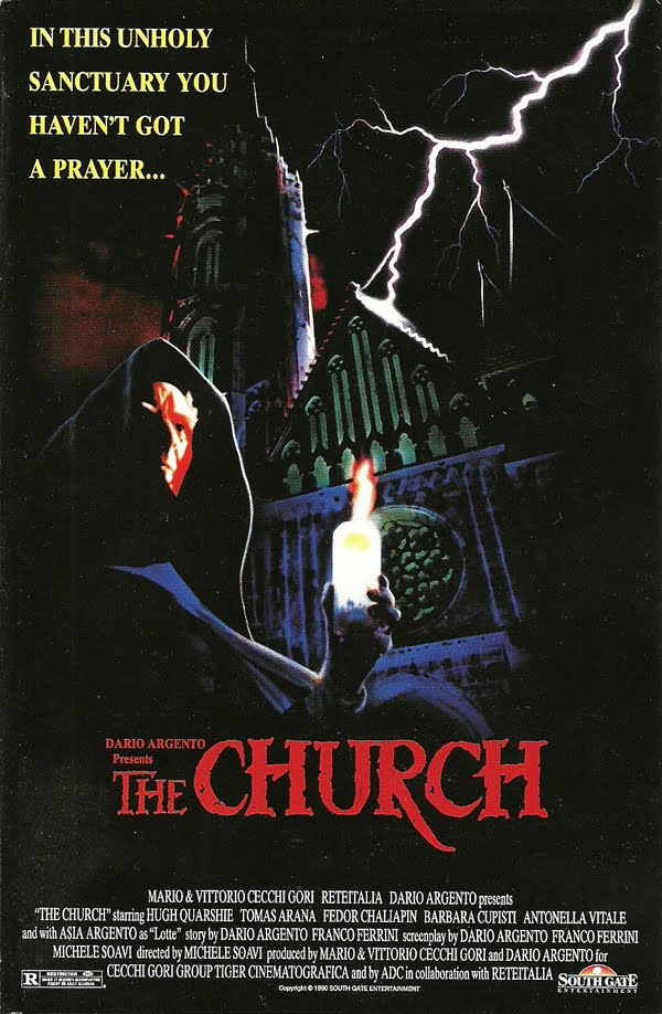 Demons 3 - The Church movie