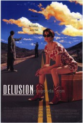 delusion 1991 poster