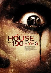 house with 100 eyes poster